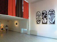 Naturaleza muerta I, II, III.190 x 60 cm. 2009.