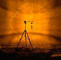 ESPECTRO. Fotografía Lambda. 100x100cm. 1997.Serie de 10